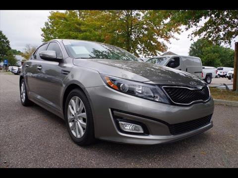 2014 Kia Optima for sale in Virginia Beach VA