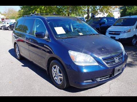 2007 Honda Odyssey for sale in Virginia Beach VA