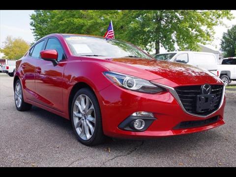 2014 Mazda MAZDA3 for sale in Virginia Beach VA