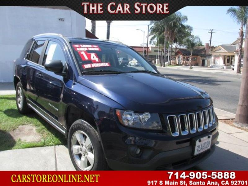 2014 Jeep Compass For Sale At Discount Auto Mart In Riverside CA