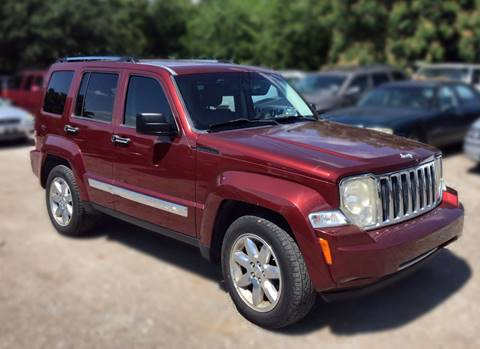 2008 Jeep Liberty for sale in Denton, TX