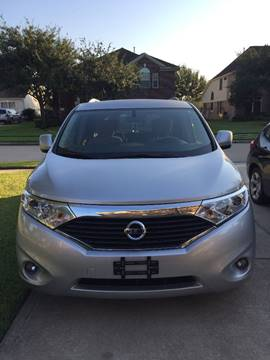 2012 Nissan Quest for sale in Houston, TX