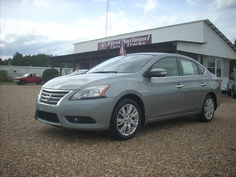 2013 Nissan Sentra for sale in Hattiesburg, MS