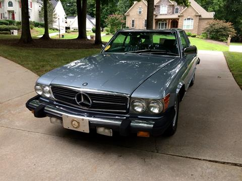 1984 Mercedes-Benz 380-Class for sale in Kernersville, NC