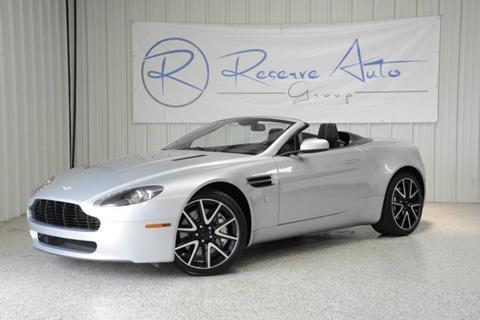 2009 Aston Martin V8 Vantage for sale in Frisco, TX