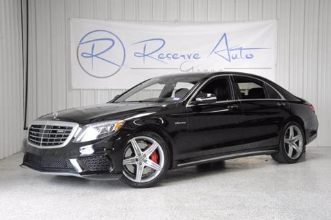 2016 Mercedes-Benz S-Class for sale in Frisco, TX