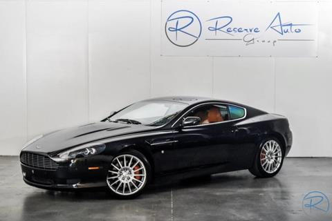 2007 Aston Martin DB9 for sale in The Colony, TX