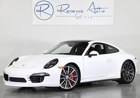 2016 Porsche 911 for sale in The Colony, TX
