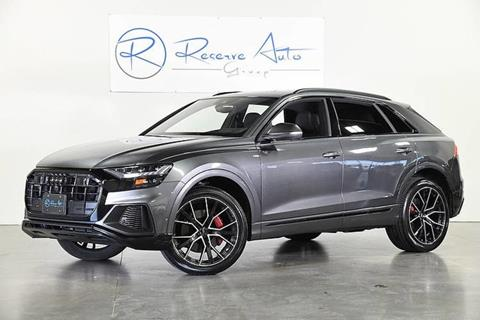 2019 Audi Q8 for sale in The Colony, TX