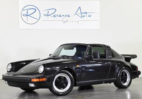 1984 Porsche 911 for sale in The Colony, TX
