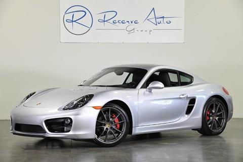 2016 Porsche Cayman for sale in The Colony, TX