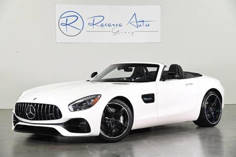 2018 Mercedes-Benz AMG GT for sale in The Colony, TX