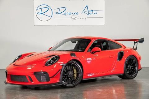 2019 Porsche 911 for sale in The Colony, TX