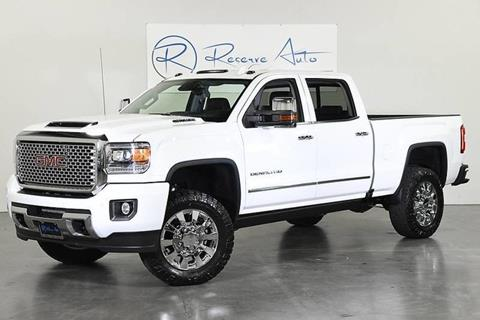 2017 GMC Sierra 2500HD for sale in The Colony, TX