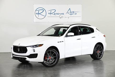 2017 Maserati Levante for sale in The Colony, TX