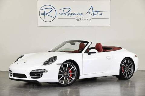 2013 Porsche 911 for sale in The Colony, TX