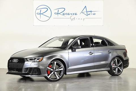 2018 Audi RS 3 for sale in The Colony, TX