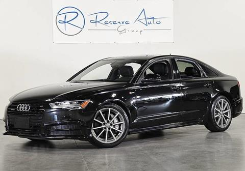 2016 Audi A6 for sale in The Colony, TX