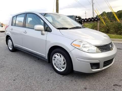 2008 Nissan Versa for sale in Lawrenceville, GA