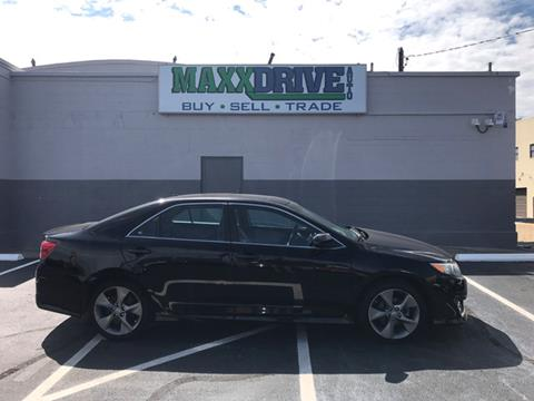 2012 Toyota Camry for sale in Glen Burnie, MD