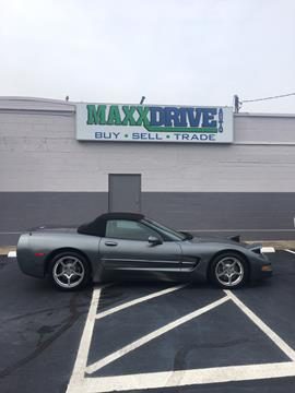 2003 Chevrolet Corvette for sale in Glen Burnie, MD