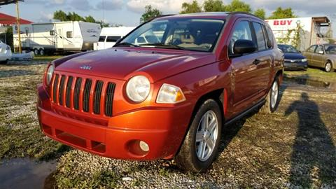 2008 Jeep Compass for sale in Houston, TX
