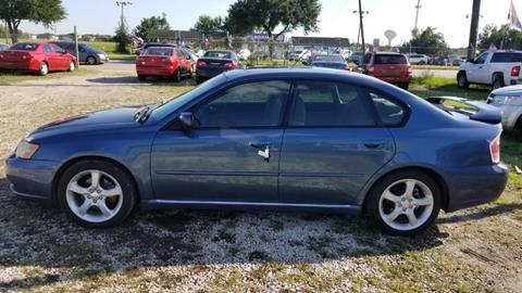 2006 Subaru Legacy for sale in Houston, TX