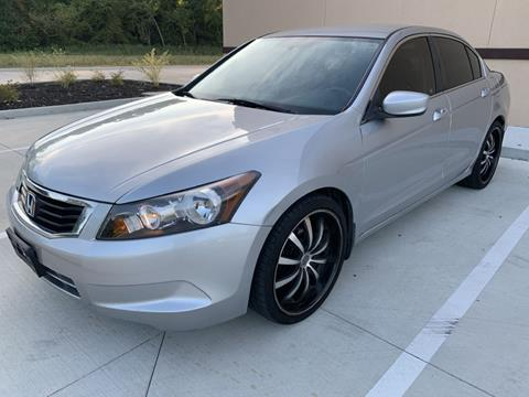 2009 Honda Accord for sale in Houston, TX