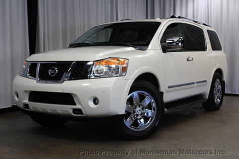 2013 Nissan Armada for sale in Marietta, GA