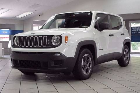 2016 Jeep Renegade for sale in Marietta, GA