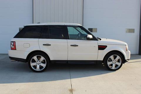 2010 Land Rover Range Rover Sport for sale in Marshfield, WI