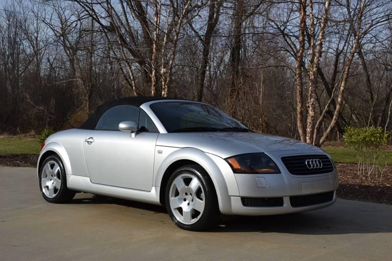 Audi TT Hp Quattro In Hendersonville NC EUROWELT - 2002 audi
