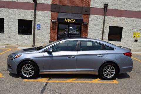 2016 Hyundai Sonata for sale in Topeka KS