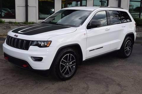 2017 Jeep Grand Cherokee for sale in Huntsville, AL