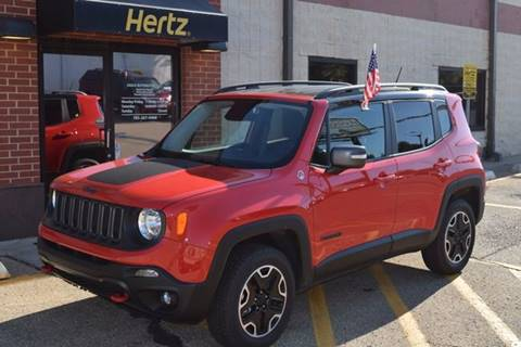 2017 Jeep Renegade for sale in Topeka KS
