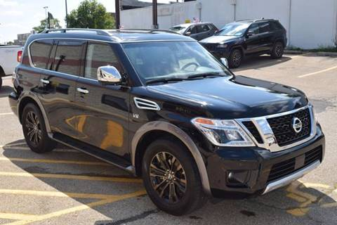 2017 Nissan Armada for sale in Topeka KS