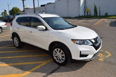 2017 Nissan Rogue for sale in Topeka KS