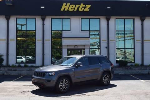 2017 Jeep Grand Cherokee for sale in Huntsville AL