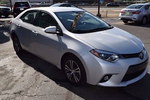 2016 Toyota Corolla for sale in Huntsville, AL