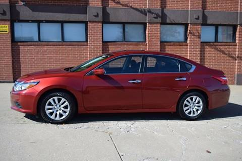 2016 Nissan Altima for sale in Topeka, KS