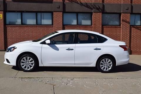 2016 Nissan Sentra for sale in Topeka, KS
