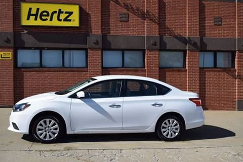 2016 Nissan Sentra for sale in Topeka, KS
