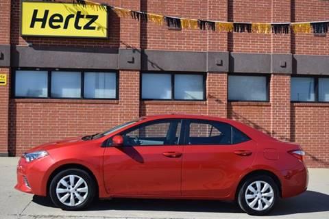 2016 Toyota Corolla for sale in Topeka KS