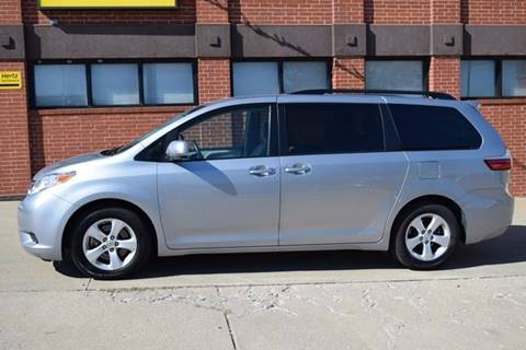 2016 Toyota Sienna for sale in Topeka, KS