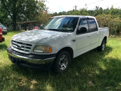 2003 Ford F-150 for sale in Florien, LA