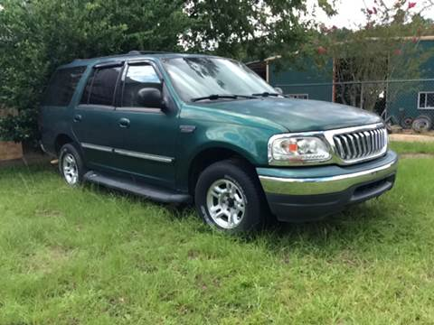 2000 Ford Expedition for sale in Florien, LA