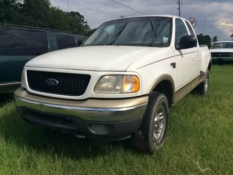 1999 Ford F-150 for sale in Florien, LA