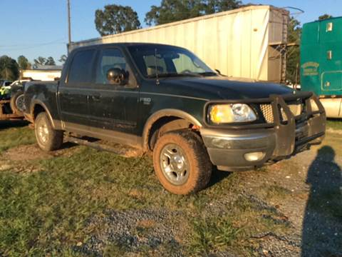 2001 Ford F-150 for sale in Florien, LA