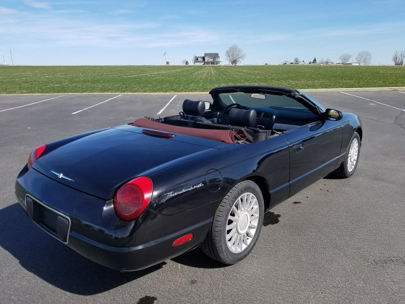 2004 Ford Thunderbird for sale at Huntsman Wholesale in Melba ID