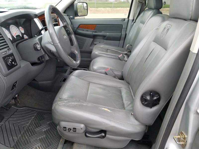 2006 Dodge Ram Pickup 1500 for sale at Huntsman Wholesale in Melba ID